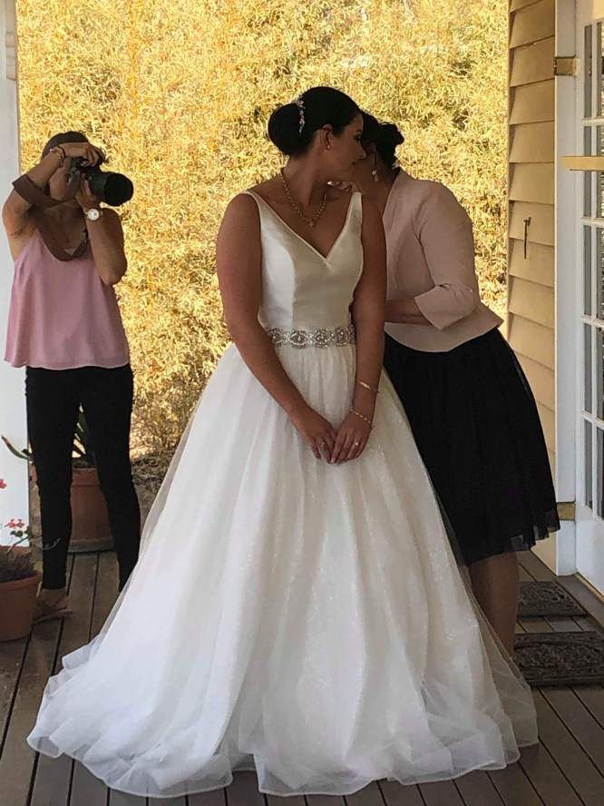 minimal aline wedding dress   sell my wedding dress
