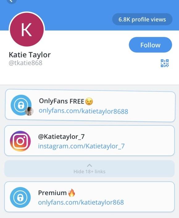 posting onlyfans links to instagram