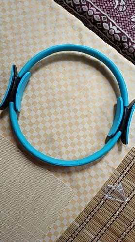 Resistance Circle for Yoga, Fitness & Home Training photo review