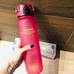Sports Water Bottle BPA Free photo review