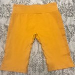 Yoga and Fitness Push Up Hip Gym Shorts photo review