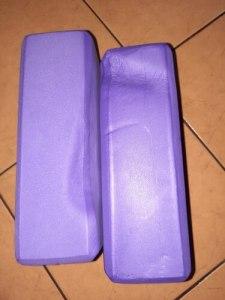 Yoga Foam Block Brick High density EVA in 10 Fun Colour photo review