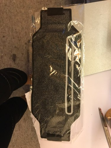 Running Waist Bag with Hidden Pouch photo review