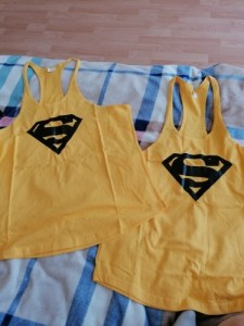 Gym and Bodybuilding tank top for Men photo review