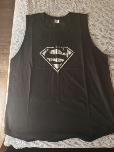 Fitness and Bodybuilding Stringers Tank Tops photo review