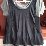 Yoga Sleeveless Crop Top in 3 Colours High Quality photo review