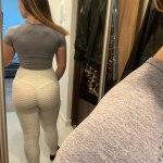 Yoga Shirts Short Sleeve Crop Top for Women 4 Fun Colour photo review