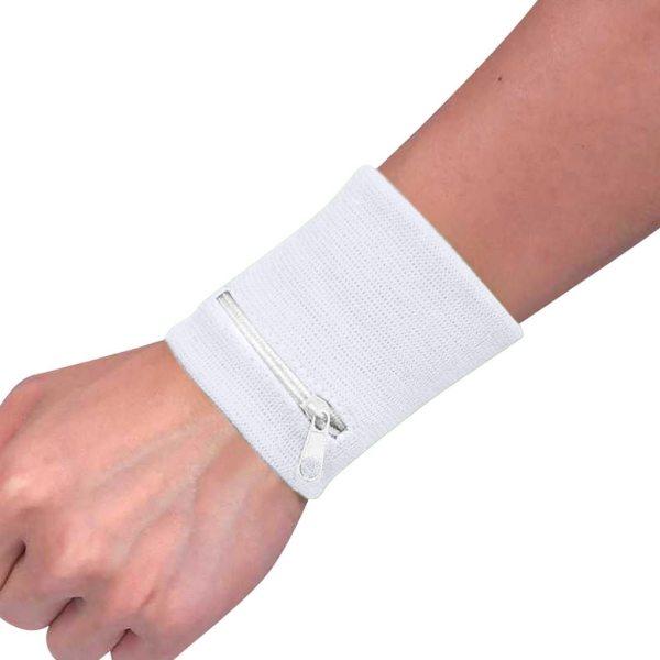 Wrist Wallet Pouch Band Zipper for running - Wrist Wallet - Only Fit Gear