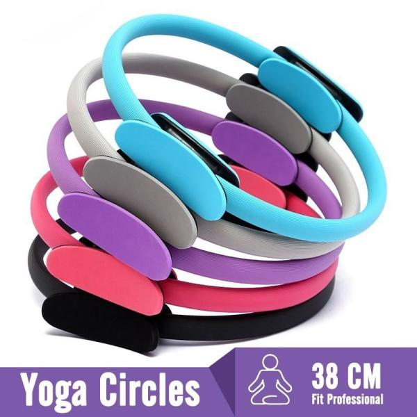 Resistance Circle for Yoga, Fitness & Home Training - Yoga Circles - Only Fit Gear