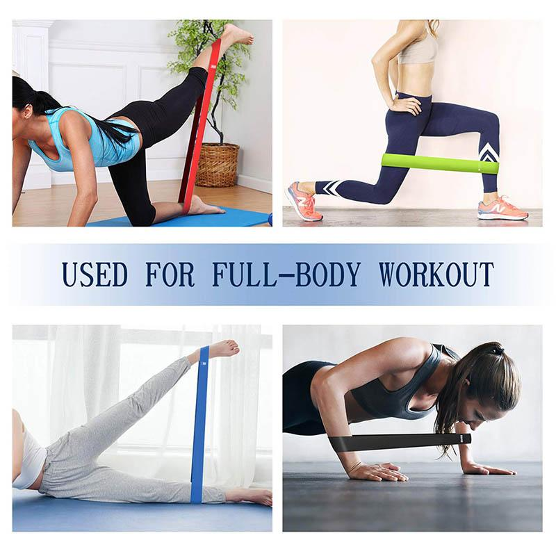 Resistance Band Set -Only Fit Gear