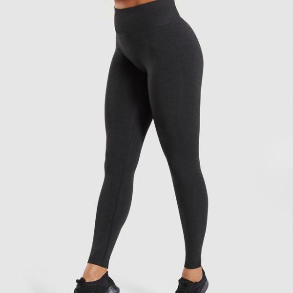 Womens Seamless High Waisted Leggings - Leggings - Only Fit Gear