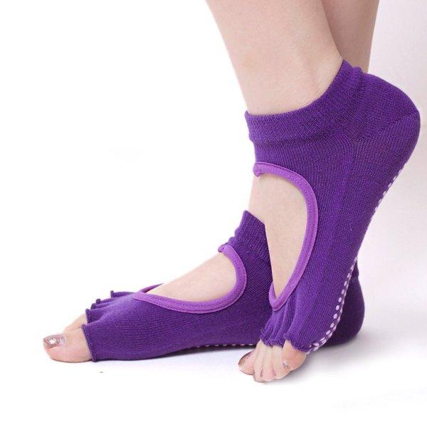 Yoga & Fitness Socks Anti Slip - Yoga Socks - Only Fit Gear