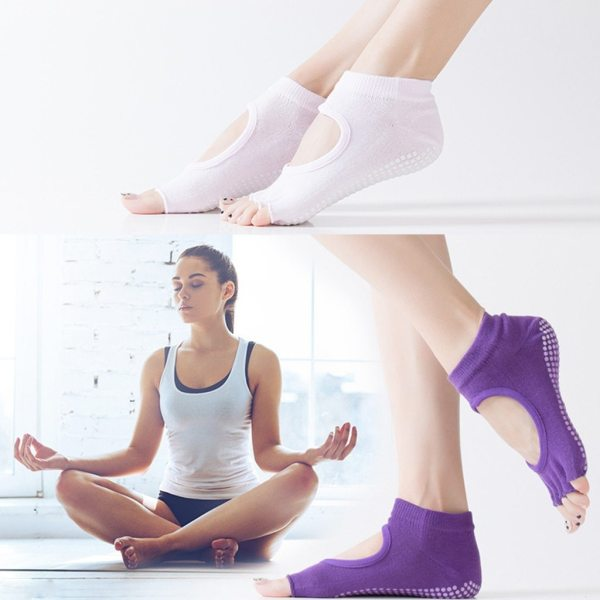 Yoga Socks Anti Slip - Only Fit Gear