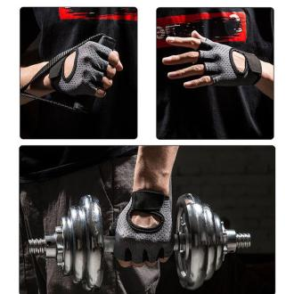 Gym Gloves for Women with Half Finger - Gym Gloves - Only Fit Gear