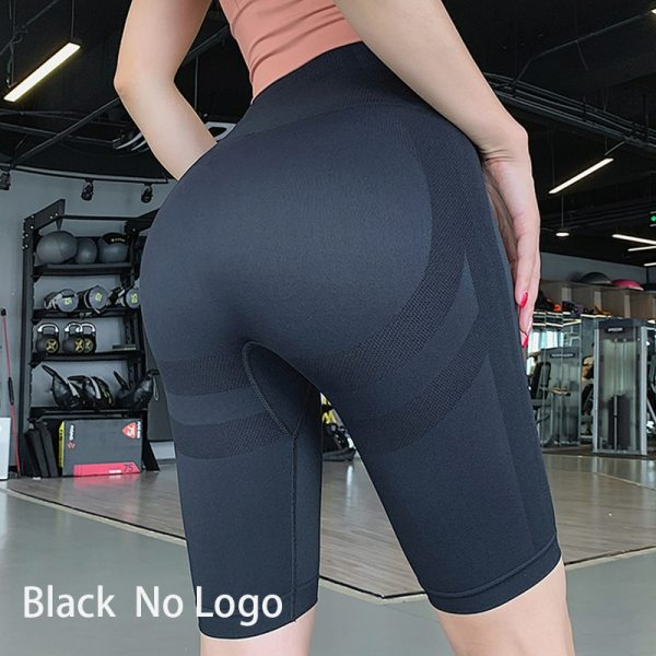 Yoga and Fitness Push Up Hip Gym Shorts