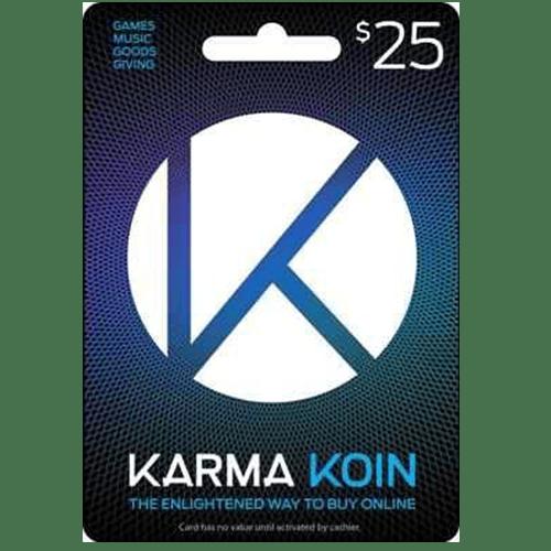 Karma Koin 25$