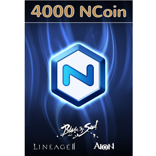 NCsolft NCoin 4000