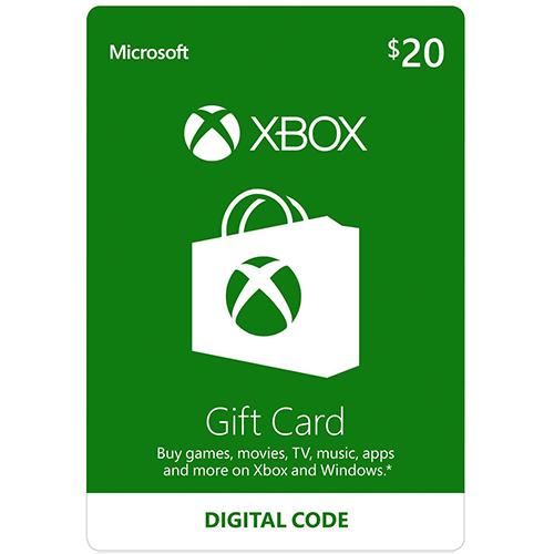 Xbox 20$