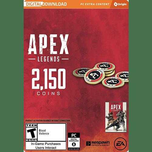 2150 apex coins