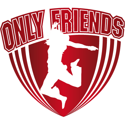 Logo Only Friends Streetdance