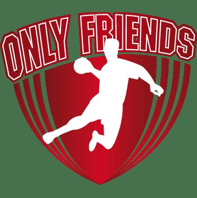 Logo Only Friends Handbal
