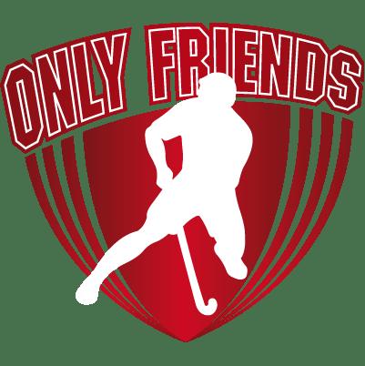 Logo Only Friends Hockey