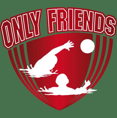 Logo Only Friends Watersport en Spel