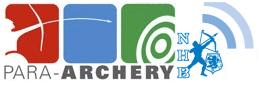 Logo Para Archery Nederlandse Handboogbond