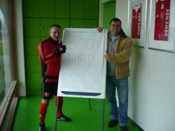 Donatie AFCA supportersclub