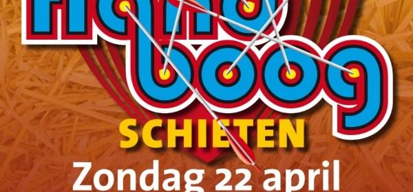 Poster Open Dag Handboogschieten