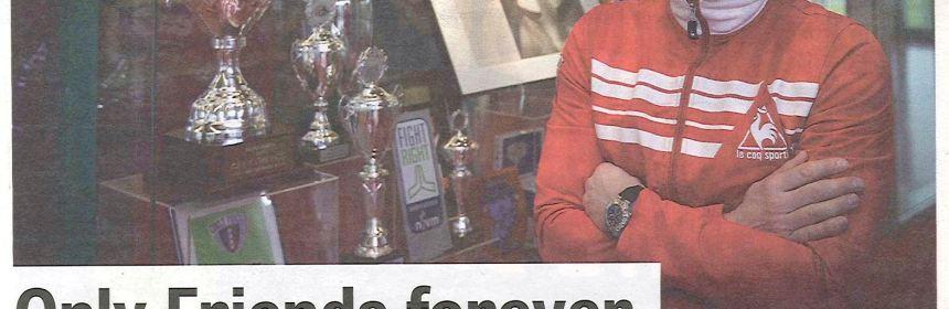 Artikel OF 15 jaar Telegraaf