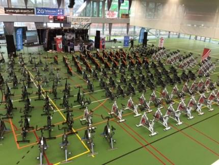 Spinning Marathon 2015