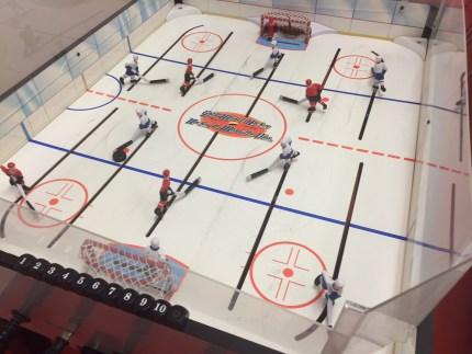 Ijshockeyspel
