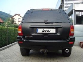JEEP GRAND CHEEROKEE WJ