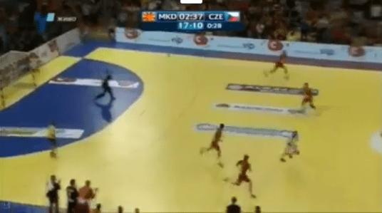 МАКЕДОНИЈА – ЧЕШКА | Квалификации За Европско, 18.06.2017 Цел Натпревар