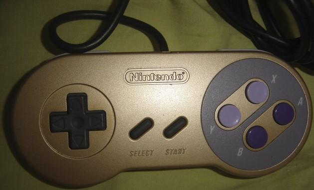 No sólo hubo una versión brasileña de la SNES: tuvo hasta una edición especial con control dorado