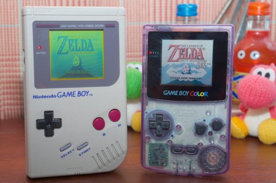 """Game Boy: su versión """"Color""""Game Boy: su versión """"Color"""""""