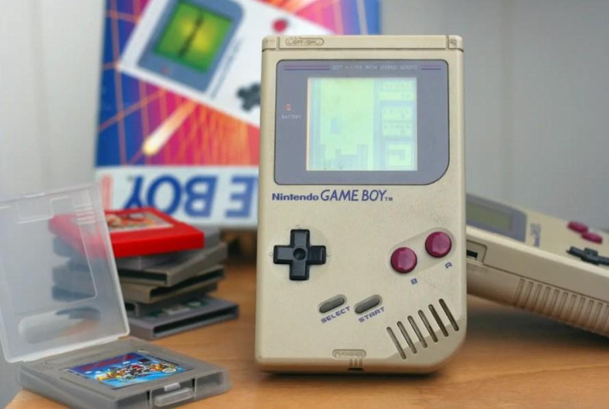 Game Boy: la original, la primera y su pantalla verde clásica