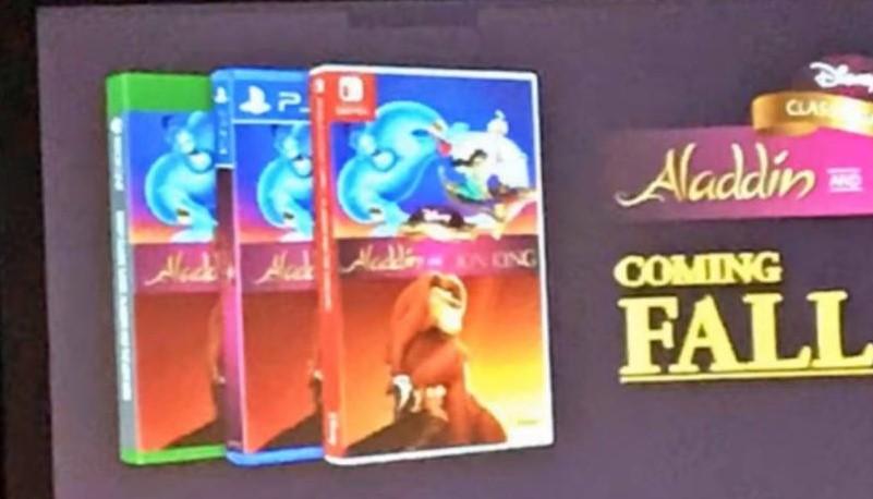 El Rey León y Aladdin: remasterizados