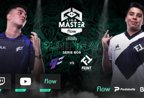 9Z es el primer finalista de la Liga Máster Flow de League of Legends
