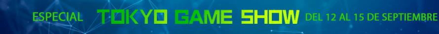 Tokyo Game Show 2019 Banner