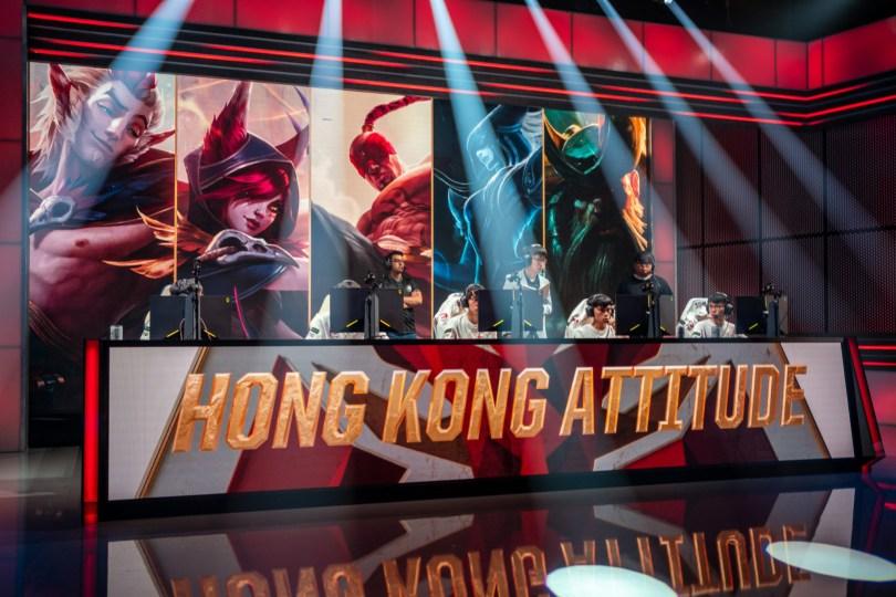 Hong Kong Attitude.