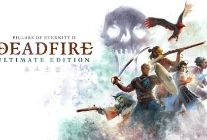 Pillars of Eternity II: Deadfire Ultimate Edition ya tiene fecha de lanzamiento en PS4 y Xbox One
