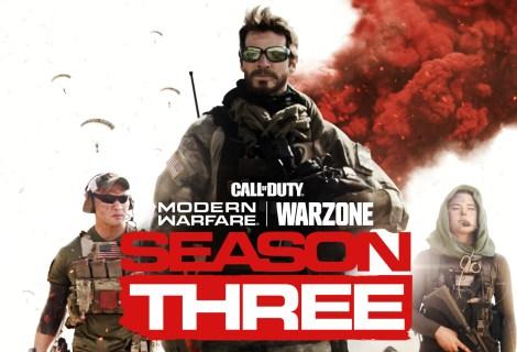 Call of Duty: Warzone reveló la fecha de la Temporada 3 y una sorpresa