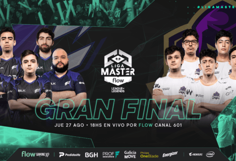 [FINALIZADO] Undead Gaming campeón de la Liga Master Flow de League of Legends