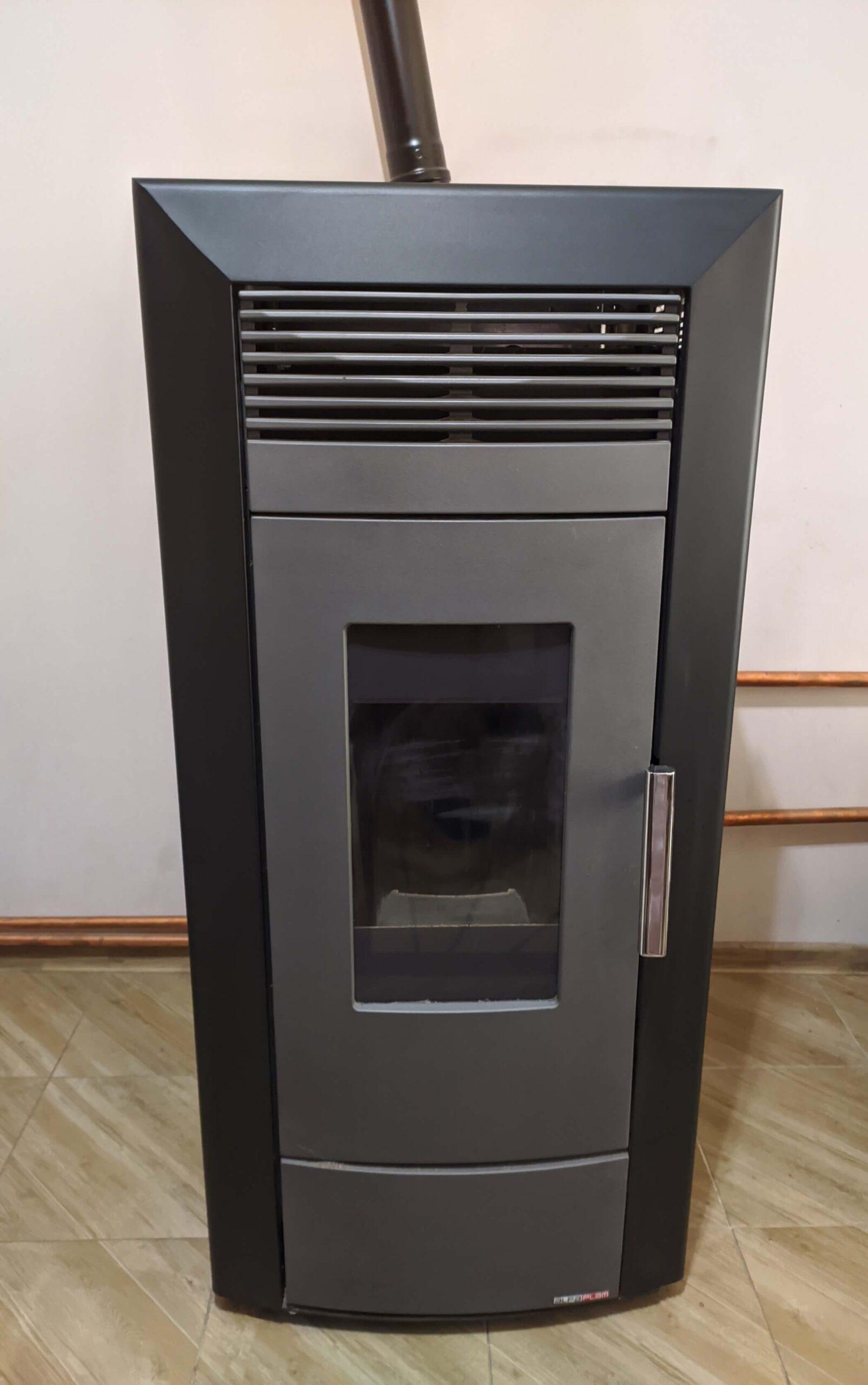 Pellet stoves,