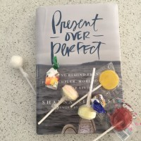 Present over Perfect book club: embrace fun