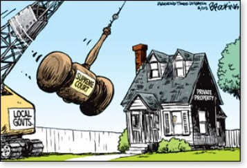 PROPERTY RIGHTS AND THE COURT
