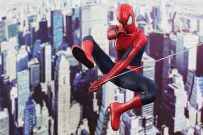 hot toys the amazing spider man 1 6th scale collectible figure 1