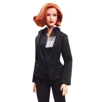 The X-Files Scully Barbie Dolls